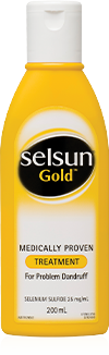 SELSUN Gold
